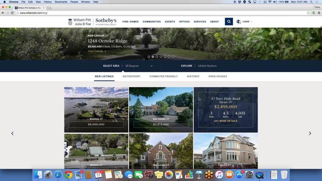 William Pitt Best Real Estate Website Design Video