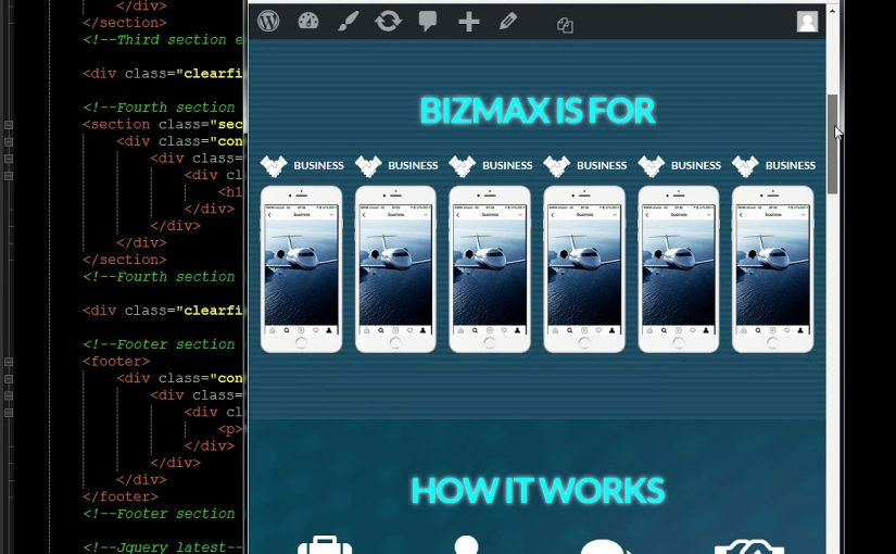 responsive test Biamax
