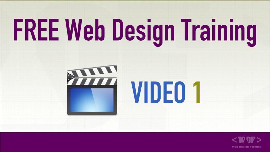 Web Design – FREE Web Design Tutorial