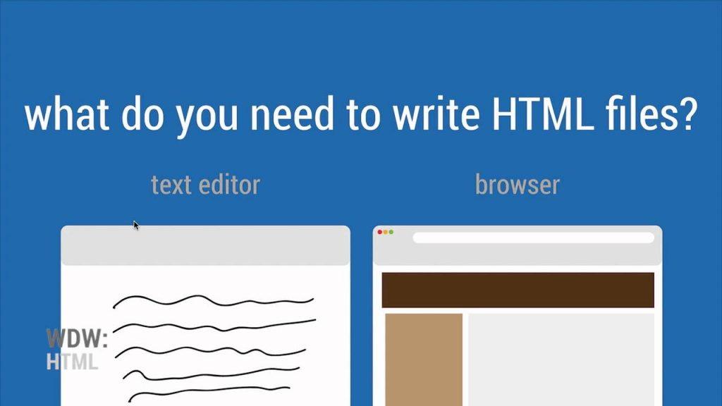 Web Design Workshop: HTML 1.2 – Tools for HTML